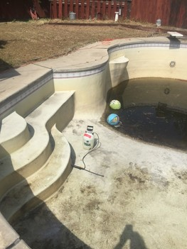 Before and After Pool Cleaning Service Rio Vista, CA